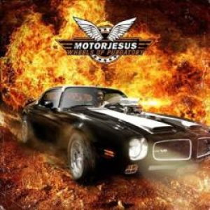 Motorjesus - Wheels of Purgatory cover art