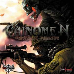 Cainomen - Whispering Darkside cover art