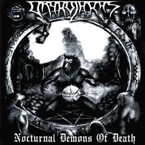 Vrykolakas - Nocturnal Demons of Death cover art