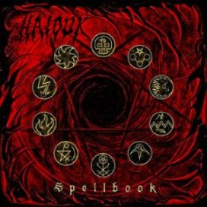 Haiduk - Spellbook cover art