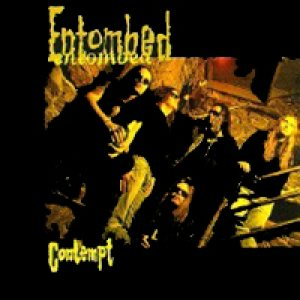 Entombed - Contempt cover art