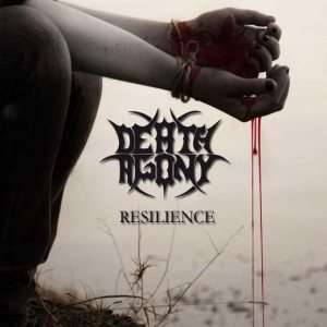 Death Agony - Resilience cover art