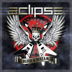 Eclipse - Bleed & Scream cover art