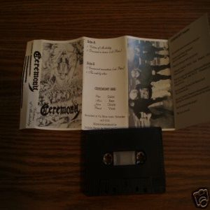 Ceremony - Victims of Morbidity cover art