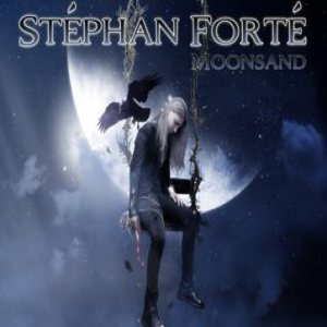Stéphan Forté - Moonsand cover art
