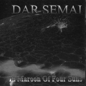 Dar Semai - In Maroon of Four Suns cover art