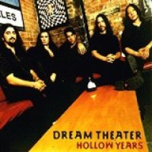 Dream Theater - Hollow Years cover art