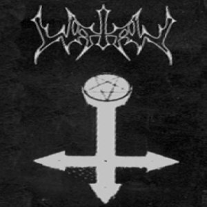 "Watain - Go Fuck Your Jewish ""God"" cover art"