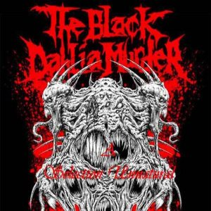 The Black Dahlia Murder - A Selection Unnatural cover art