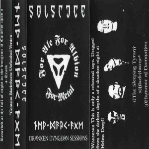 Solstice - Drunken Dungeon Session cover art