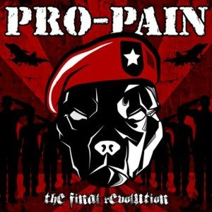 Pro-Pain - The Final Revolution cover art