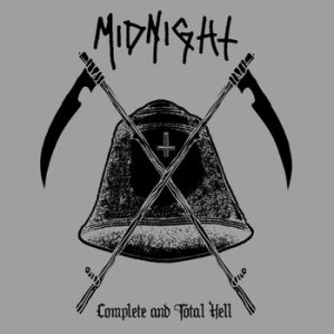 Midnight - Complete and Total Hell cover art