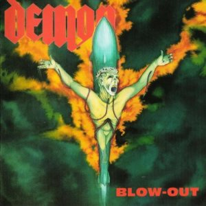 Demon - Blowout cover art