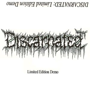 Discarnated - Promo Demo cover art