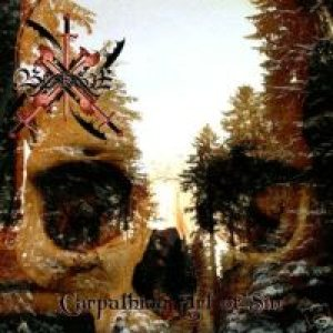 Blakagir - Carpathian Art of Sin cover art