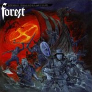 Forest - In the Flame of Glory cover art