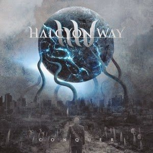 Halcyon Way - Conquer cover art