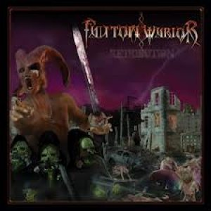 Fantom Warior - Retribution cover art