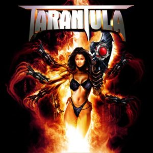 Tarantula - Metalmorphosis cover art