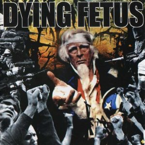 Dying Fetus - Destroy the Opposition cover art
