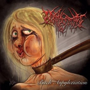 Nephrectomy - Bitch Asphyxiation cover art