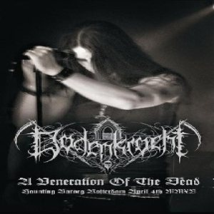 Dodenkrocht - A Veneration of the Dead - Haunting Baroeg Rotterdam April 4th MMXV cover art