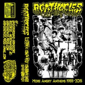 Agathocles - More Angry Anthems 1985-2015 cover art