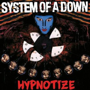 System of a Down - Hypnotize cover art