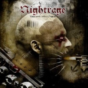 Nightrage - Descent Into Chaos cover art