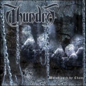 Thundra - Worshipped by Chaos cover art