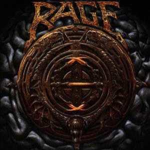 Rage - Black in Mind cover art