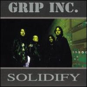 Grip Inc. - Solidify cover art