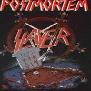 Slayer - Postmortem cover art