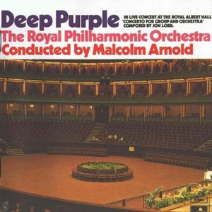 Deep Purple - Concerto for Group and Orchestra cover art