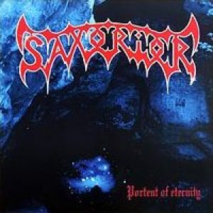 Saxorior - Portent of Eternity cover art