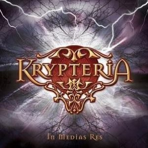 Krypteria - In Medias Res cover art