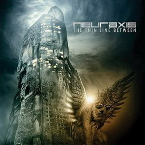 Neuraxis - The Thin Line Between cover art