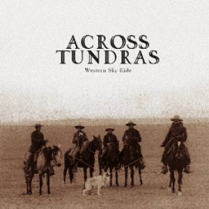 Across Tundras - Western Sky Ride cover art