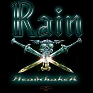 Rain - Headshaker cover art
