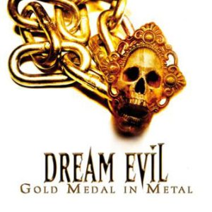 Dream Evil - Gold Medal in Metal (Alive & Archive) cover art