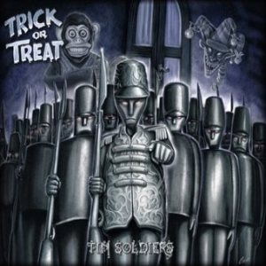 Trick or Treat - Tin Soldiers cover art