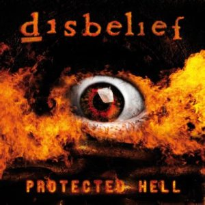 Disbelief - Protected Hell cover art