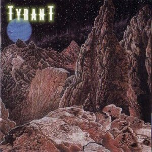 Tyrant - Under the Dark Mystic Sky cover art