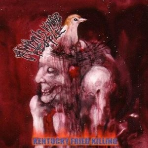 Animals Killing People - Kentucky Fried Killing cover art