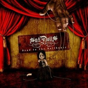 SadDolls - Dead in the Dollhouse cover art