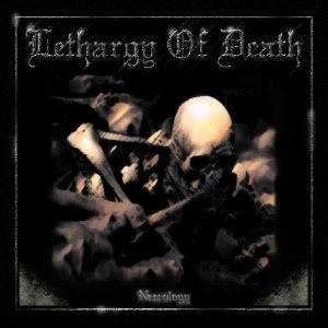 Lethargy of Death - Necrology cover art