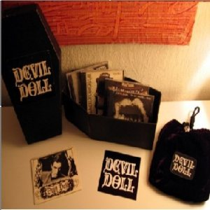 Devil Doll - Devil Doll Coffin set cover art