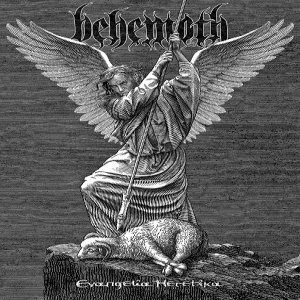 Behemoth - Evangelia Heretika cover art