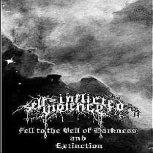 Self-Inflicted Violence - Fell to the Veil of Darkness and Extinction cover art