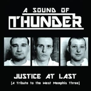 A Sound of Thunder - Justice at Last cover art